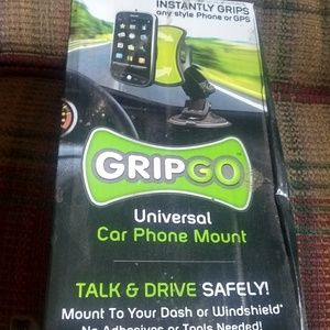 unknown Other - Cell phone,mounting kit,Grip and Go,New!
